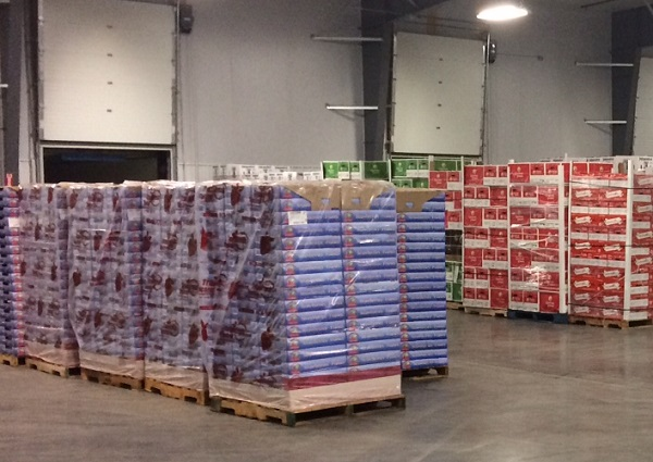 Midwest Fresh Logistics - Dell Rapids SD - Cross-Dock